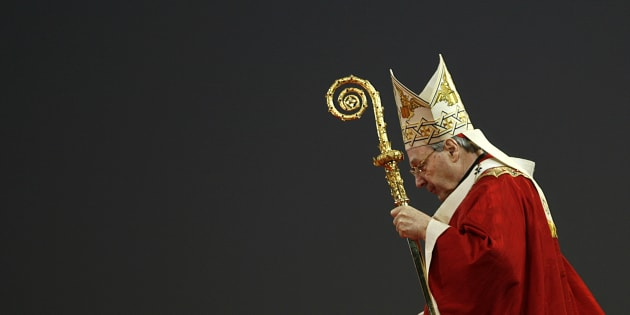 Pope's treasurer faces sex abuse charges in Australia