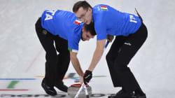 La Corea gela l'Italia del curling. Per gli azzurri domani le sfide