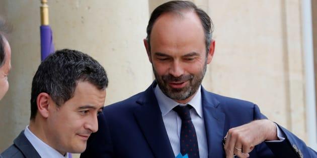 """Matignon renouvelle """"toute sa confiance"""" à Darmanin, accusé de viol"""