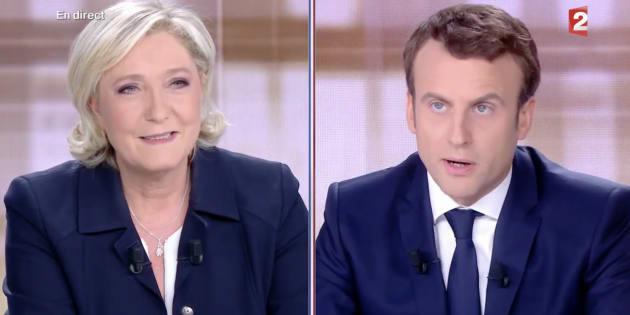 Trop occupée à taper sur Macron, Le Pen en oublie de parler de son programme