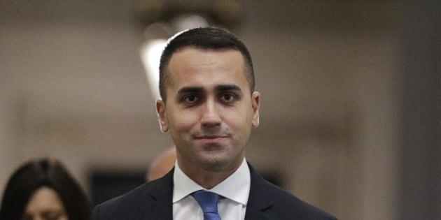 Luigi Di Maio     Taglio all' editoria sarà graduale    zero fondi nel 2022