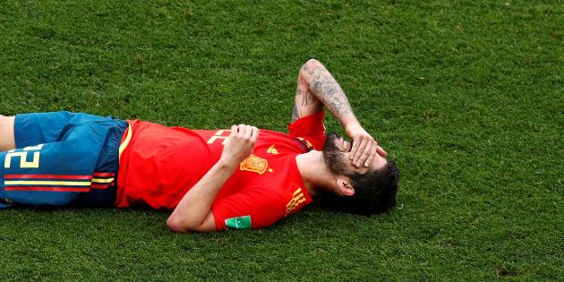 Maxim Shemetov  Reuters                   Espagne- Russie à la Coupe du Monde 2018 Le résumé et les buts en vidéo