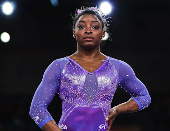 Simone Biles won't commit to Tokyo Games in 2021