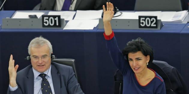 Les eurodéputés français champions des revenus annexes.