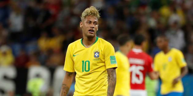 Neymar não foi brilhante como em outros jogos, mas manteve longa invencibilidade com a camisa da Seleção.