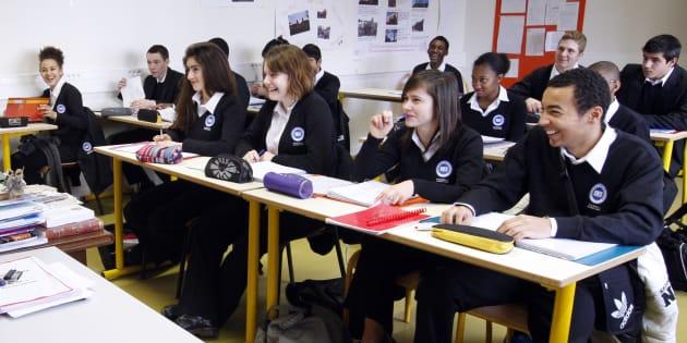 Plus de 60% des Français sont favorables à l'instauration d'un uniforme à l'école.