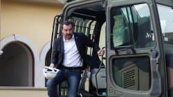Salvini corona il suo
