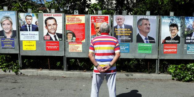 """Le """"sortez les sortants"""" devient réalité, mais rien ne changera! REUTERS/Eric Gaillard"""