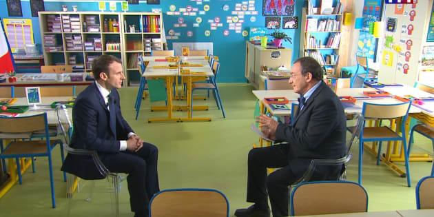 Revivez l'interview de Macron par Pernaut avec le meilleur (et le pire) du web.