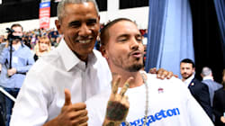 Si necesitas reggaeton, dale: Obama promueve el voto con J