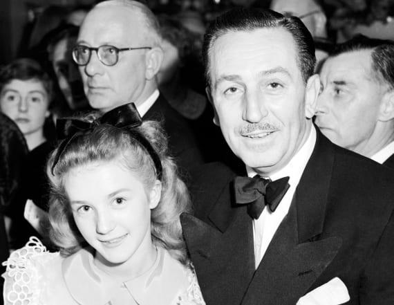'Peter Pan' star shares memories of Walt Disney