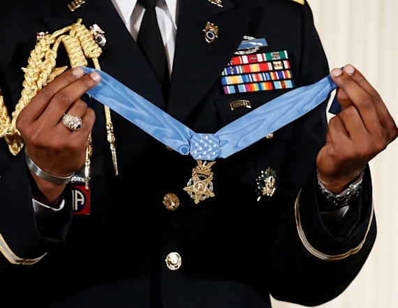 WATCH LIVE: Trump presents Medal of Honor
