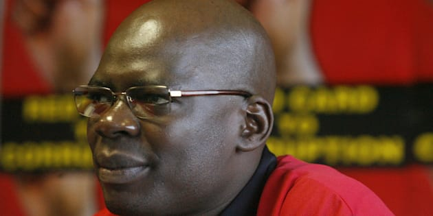 South African Communist Party second deputy general secretary, Solly Mapaila.