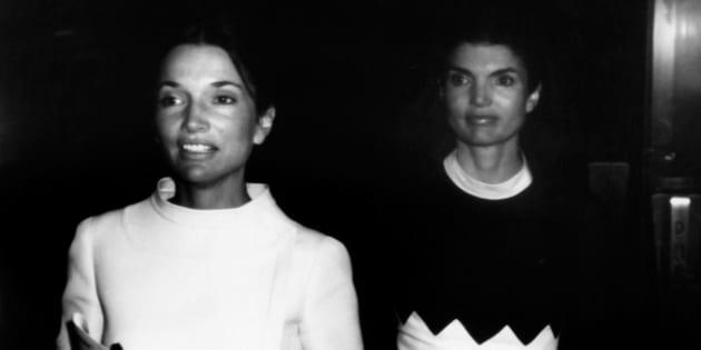 Jackie Kennedy e Lee Radziwill, legate dallo stesso destino