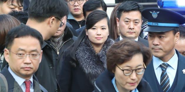 La délégation nord-coréenne arrive à Séoul le 21 janvier, une première depuis