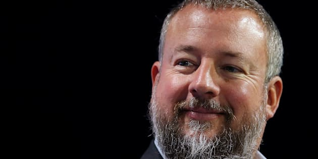 Shane Smith, cofondateur de Vice Media.
