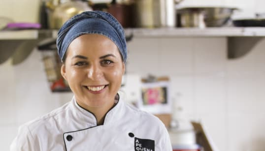Dia 136: A cozinha de Suelen Masiero traz