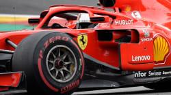 Formula 1: trionfo di Vettel a Spa, davanti a Hamilton e