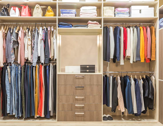 This hack will free up tons of space in your closet