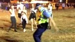 Cop Out-Cools School Leavers With Awesome Dance