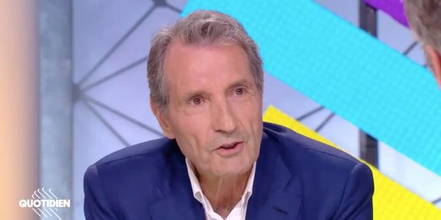 """""""Relevez le défi !"""", a t-il lancé à Emmanuel Macron."""