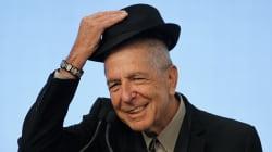 Le musicien Leonard Cohen est mort à 82