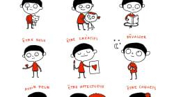 L'illustratrice Élise Gravel déconstruit tous les stéréotypes de genre chez les