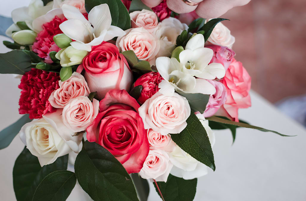12 Flower Arrangements Perfect To Give This Valentines Day Aol