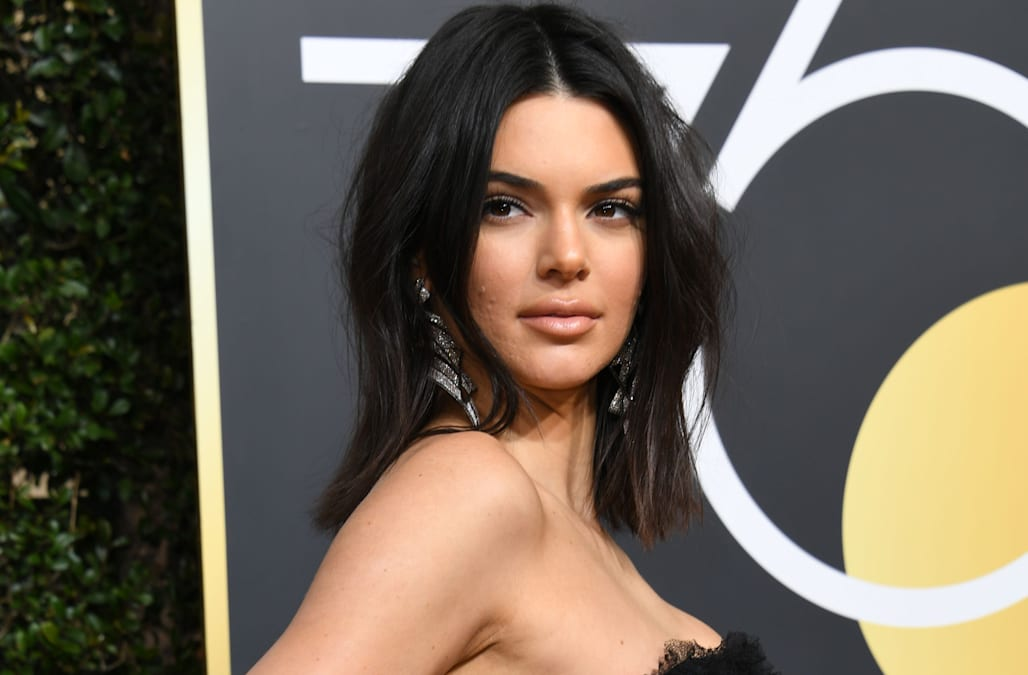 Kendall Jenner posts totally nude Instagram photos - AOL ...