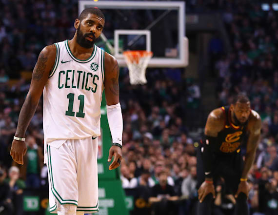 LeBron: Kyrie trade was 'the beginning of the end'