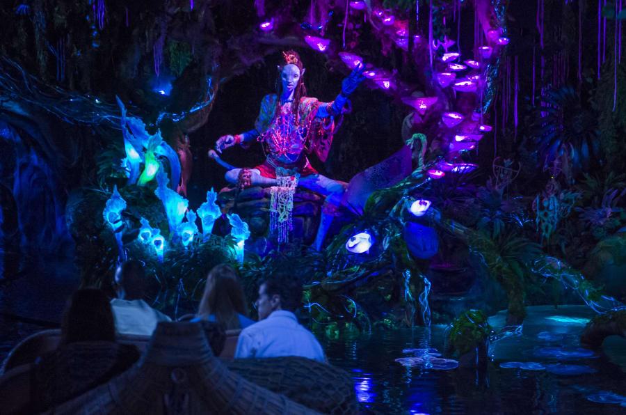 Maior extensão do Animal Kingdom foi inspirada no filme de James Cameron e inaugurada em 27 de maio.