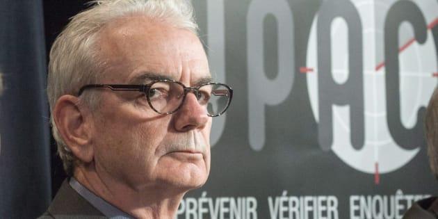 Martin Coiteux demande des comptes au commissaire de l'UPAC