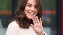 Kate Middleton admise à la