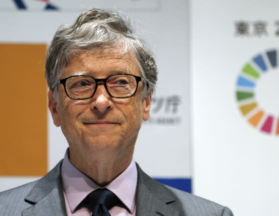 Bill Gates ousted as the world's 2nd-richest person