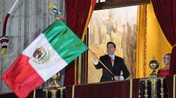 📷 EPN dio su último Grito de Independencia; la gente le respondió: ¡Peña, Peña! ¡te vamos a