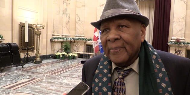 Gabriel Bazin, vice-président de la Ligue des Noirs du Québec, commente le recours collectif de 4 M$ déposé contre le SPVM pour profilage racial.