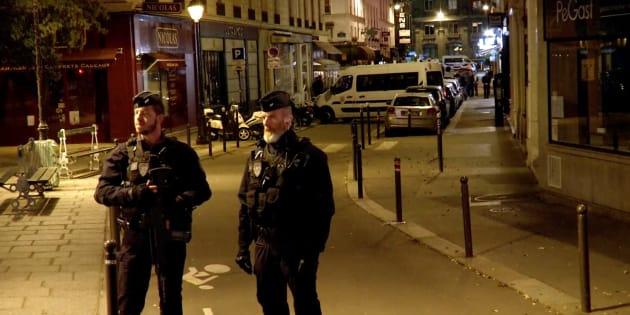 Khamzat Azimov, l'auteur de l'attaque au couteau à Paris, était fiché S