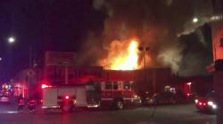 Le bilan de l'incendie qui a ravagé un entrepôt d'artistes à Oakland monte à 36