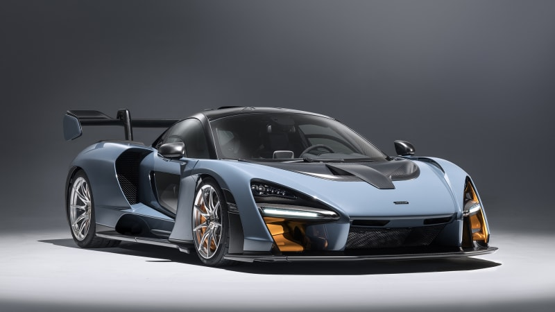 7 things you need to know about the McLaren Senna