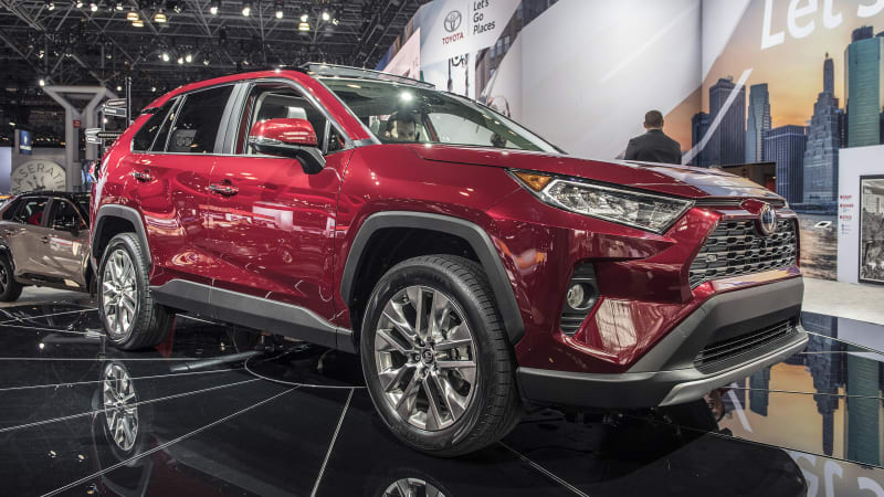 Toyota Rav4 Brings Ft Ac Concept To Life At New York Show Autoblog