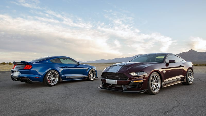 Shelby American has its mojo, and swagger, back