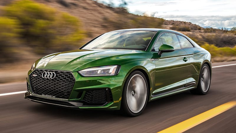 2018 Audi RS5 First Drive Review