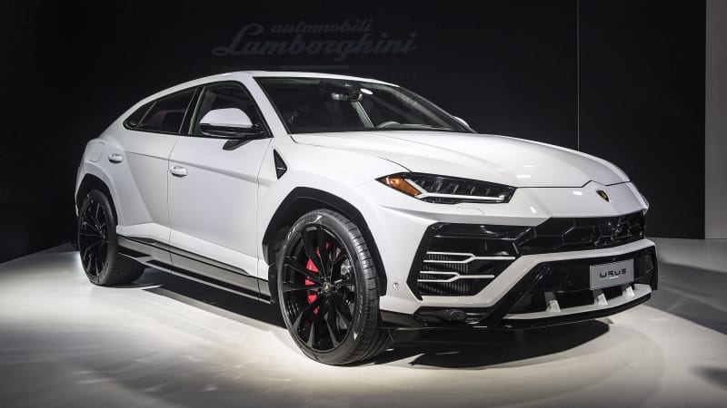 lamborghini ceo: urus drives lots of new customers to the brand