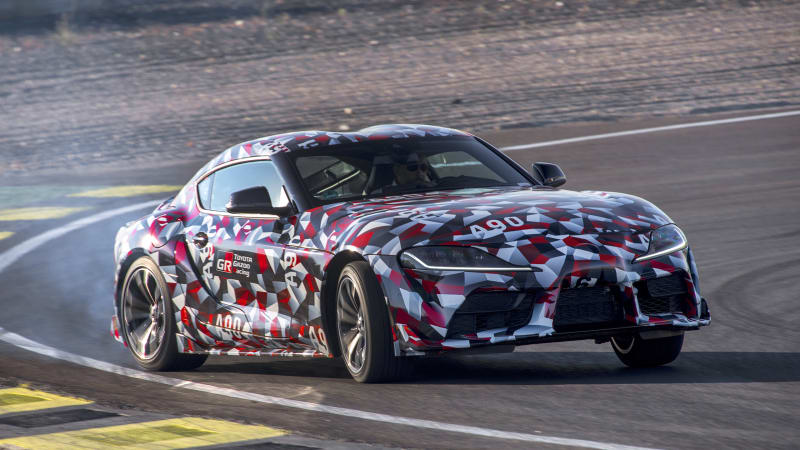 2019 Toyota Supra First Drive Review | Speed-dating the fifth-gen Supra
