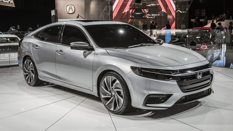 9969c9ca77983a New Honda Insight details emerge ahead of NAIAS debut