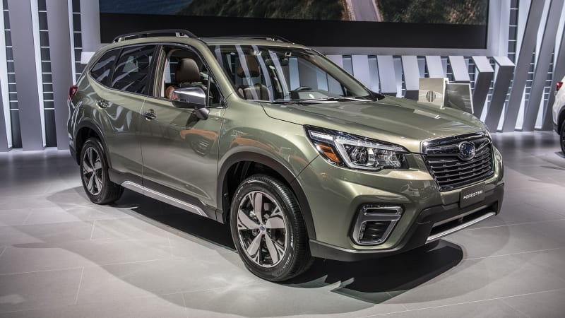 Subaru Outback Vs Forester >> 2019 Subaru Forester: New platform, lots of changes — but loses turbo - Autoblog