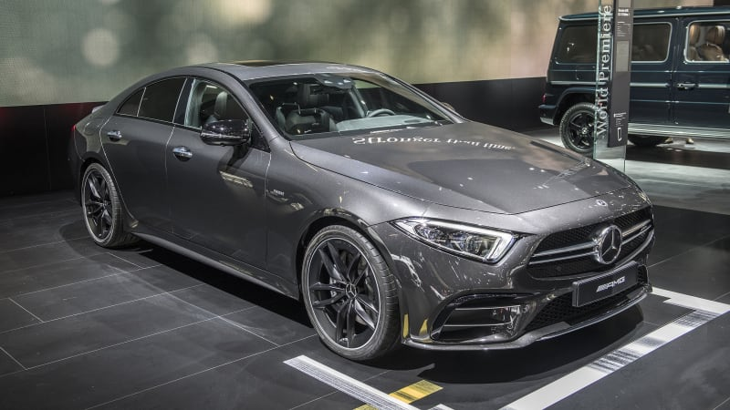 mercedes amg 53 revealed with 429 horsepower turbo hybrid inline six autoblog. Black Bedroom Furniture Sets. Home Design Ideas