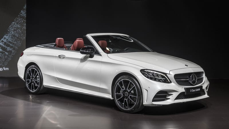2019 Mercedes-Benz C 300 and C 43 Coupe and Cabriolet get a