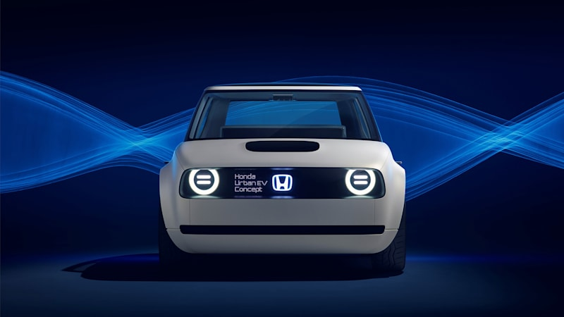 We argue and debate the Honda Urban EV