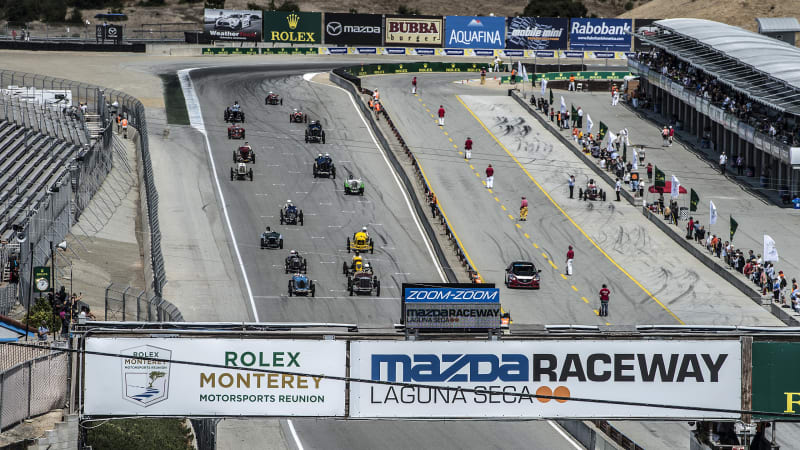 Rolex Monterey Motorsports Reunion: Where the past comes alive in the spirit of competition